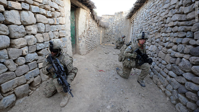 BLITZER'S BLOG: Getting out of Afghanistan – The withdrawal will begin