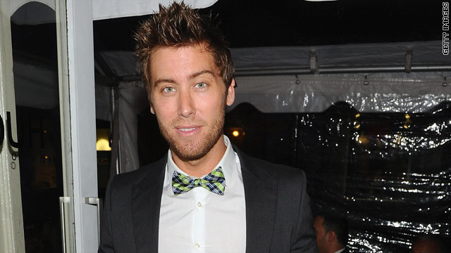 Lance Bass launches search for ultimate boy band