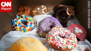 Portland: Naked rides, bacon doughnuts