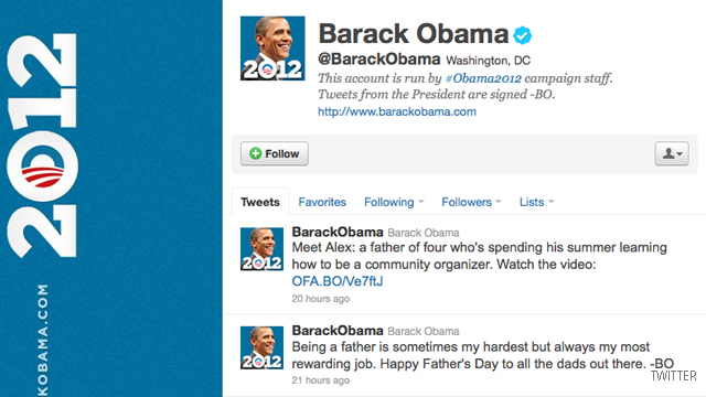Obama to start tweeting &#8211; himself