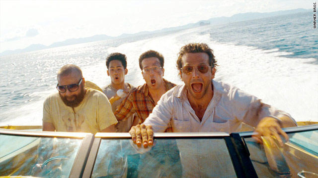 'Hangover Part II' biggest R-rated comedy ever