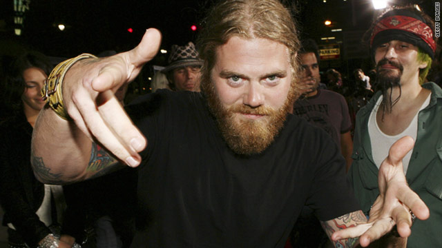 'Jackass' star Ryan Dunn killed in car wreck