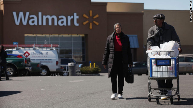Supreme Court rules for Wal-Mart in massive job discrimination lawsuit