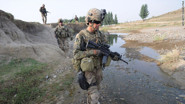 U.S. 'surge' forces could leave Afghanistan by end of 2012, source says