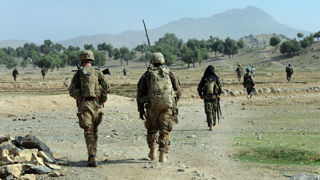 Obama to announce plan to pull 30,000 troops out of Afghanistan