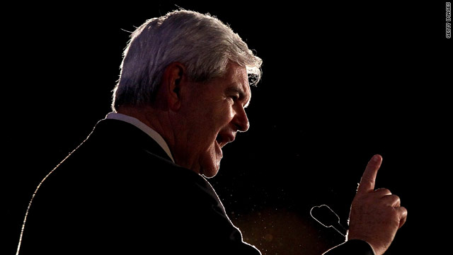 Gingrich to GOP pres. candidates: Stop fighting and 'get over it'
