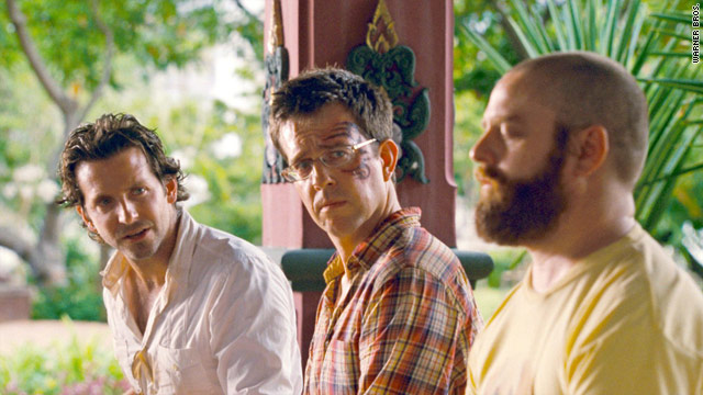 Warner Bros. settles 'Hangover' tattoo lawsuit