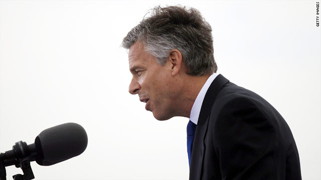 Huntsman tries to explain calling Obama &#039;remarkable&#039;