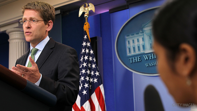 White House: Internal legal opinions on war powers decision varied