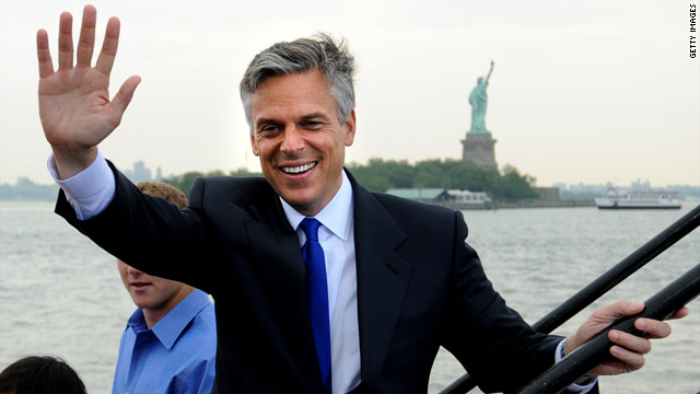 Huntsman brings deep pockets to 2012 race