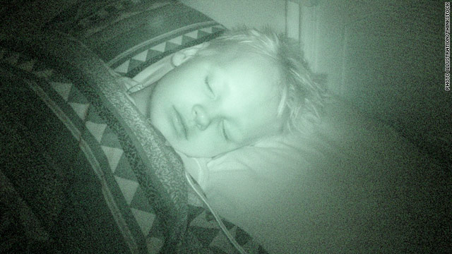 Get Some Sleep: Are your kids night-time head-bangers?
