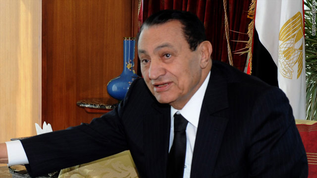 Mubarak sicker with cancer, his lawyer says