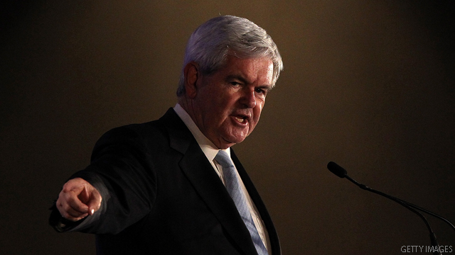 Gingrich fundraisers quit