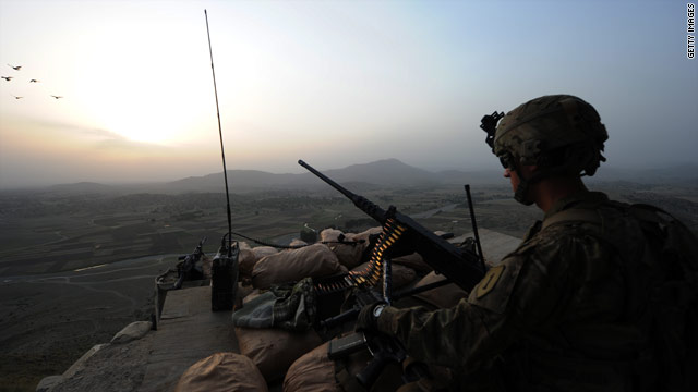 Carney: Obama has made final decision on rate of Afghanistan troop withdrawals