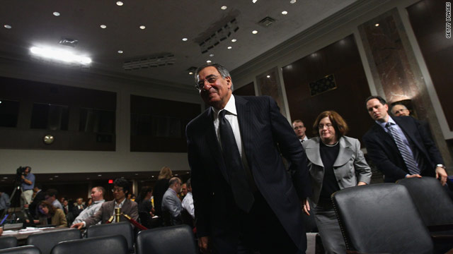 Senate approves Panetta's nomination as defense secretary