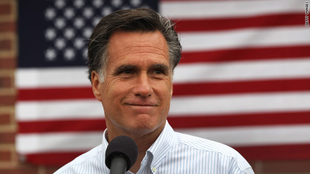 Romney announces fall debate schedule