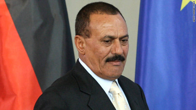 Adviser: President Saleh to return to Yemen Friday