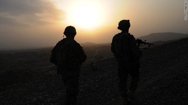 BLITZER'S BLOG: Despite drawdown, Afghanistan still costly