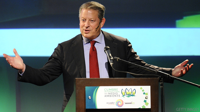 Gore: Obama has 'failed'