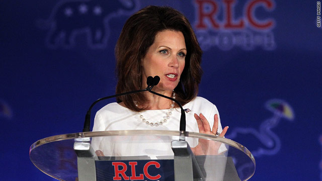 Bachmann announces three-state tour