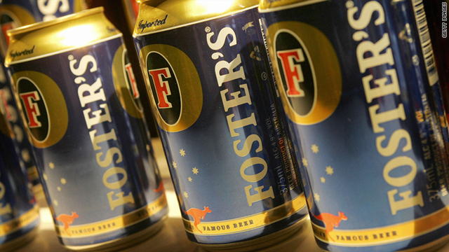 Foster's buyout brewing