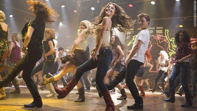 Trailer arrives for 'Footloose' remake