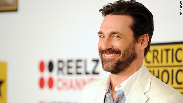 Jon Hamm signs on for more 'Mad Men'