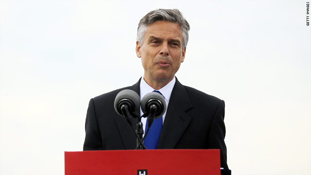Huntsman meeting with potential donors in South Carolina