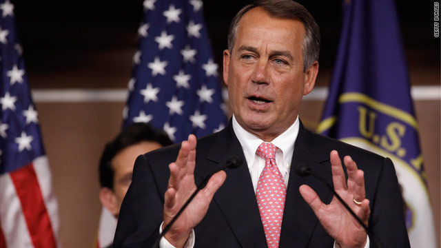 Boehner warns against 'precipitous withdrawal' from Afghanistan