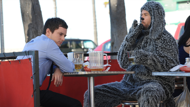 Elijah Wood's 'Wilfred' a bizarre gem