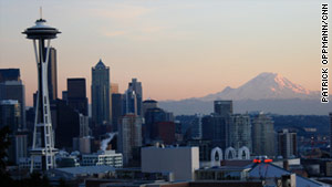 Seattle beyond the Space Needle