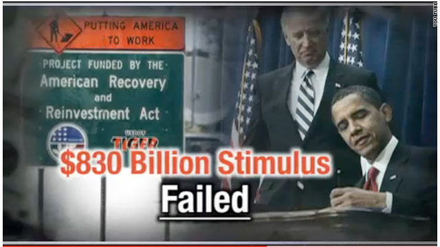 Obama's economic record target of new ad campaign – CNN Political ...