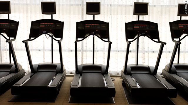 What the Yuck: Gym machine germs