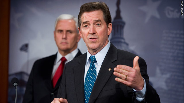 DeMint blasts president on Strategic Petroleum Reserve