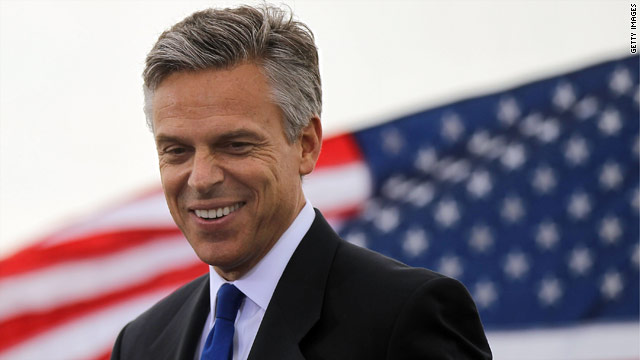 Jon Huntsman is for life, liberty and the pursuit of really great street food