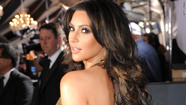 Kim K. gets X-ray to prove her butt's real
