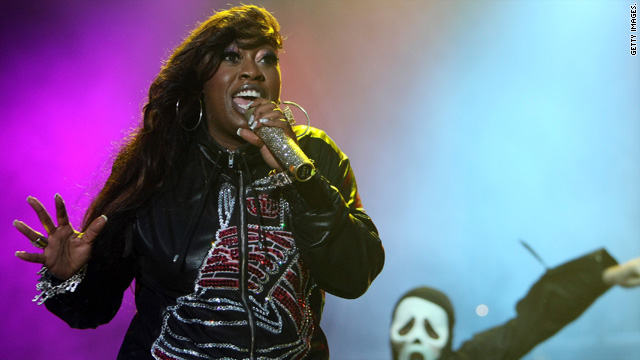 Missy Elliott: Graves' disease didn't slow me down