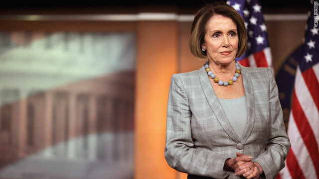 Pelosi invokes patriotism in tax cut debate