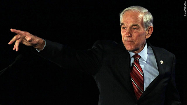 Ron Paul worries Fort Knox gold is gone