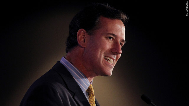 Santorum launches pre-emptive attack against Perry