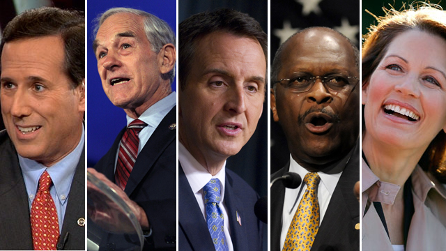 GOP candidates talk abortion