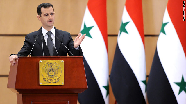 Syrian regime faces EU condemnation