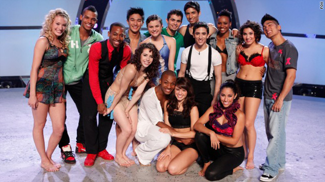 Four go home on 'SYTYCD'