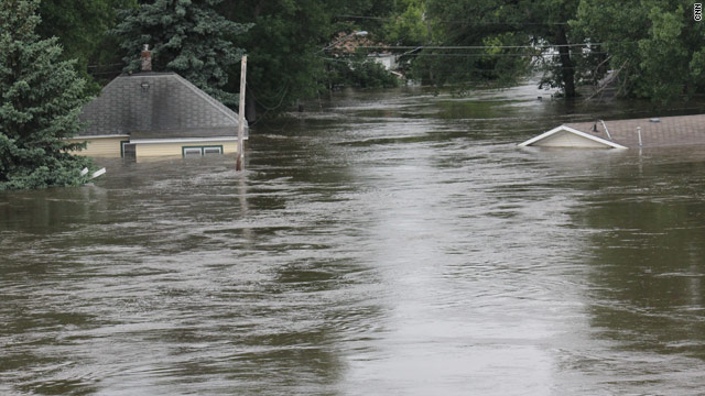 North Dakota flood fight far from over