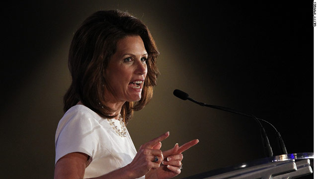 Your take: Comments on Bachmann's evangelical feminism