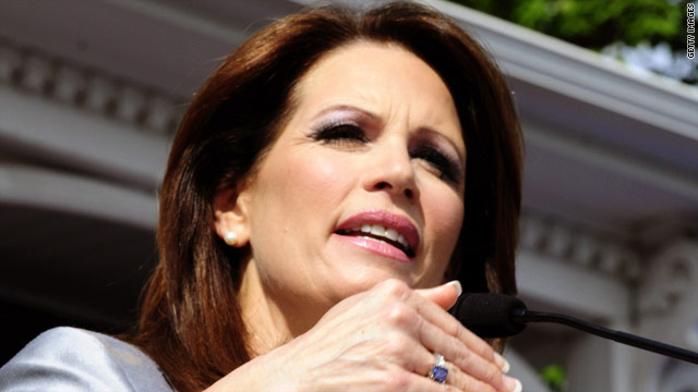 Michele Bachmann, evangelical feminist?