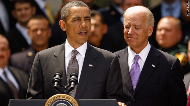 Obama revives Bidenism in fundraising push