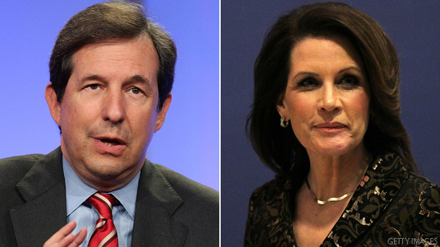Bachmann: Fox apology not accepted