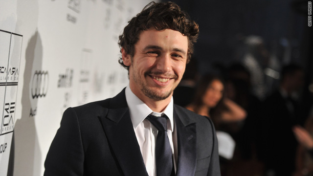 James Franco isn't profiting from his invisible art