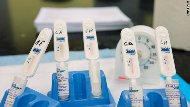 Know your status: It's National HIV Testing Day